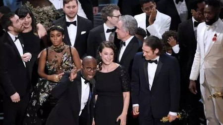 Moonlight Makes Queer History at the Oscars