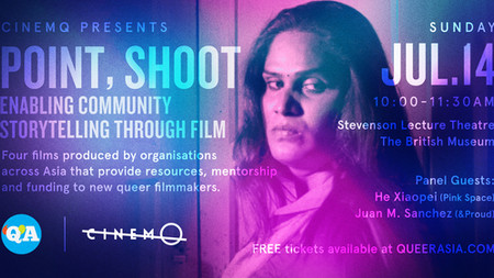 Point, Shoot: Enabling Community Storytelling Through Film