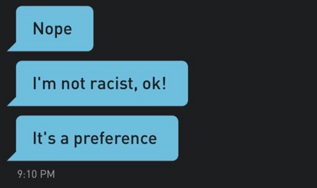 Not Interested In Asians: The Man Suing Grindr