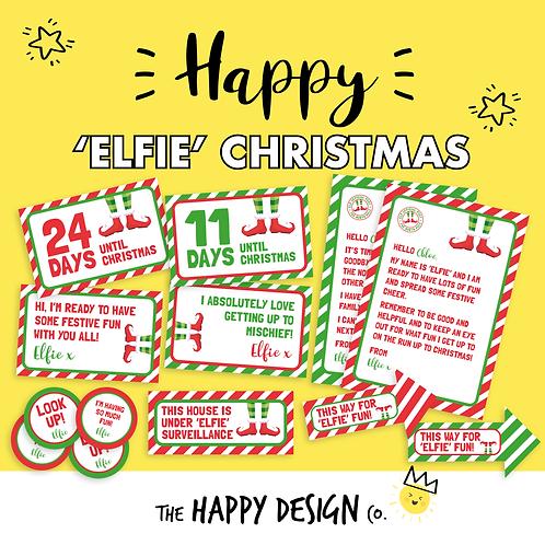 HAPPY ELFIE CHRISTMAS BUNDLE