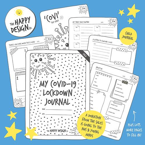 My Lockdown Journal (Child)