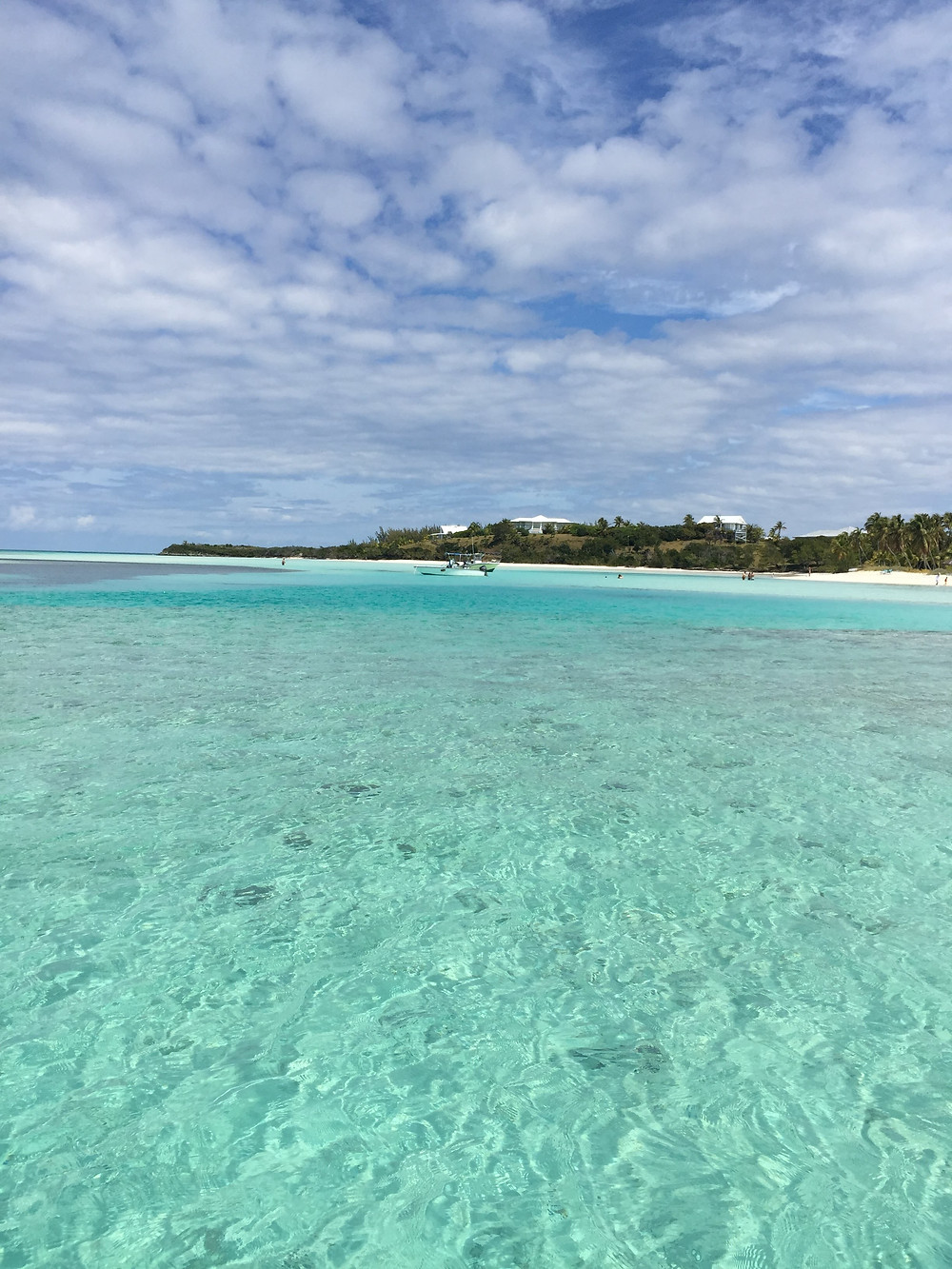Scotland Cay in Abaco, The Bahamas