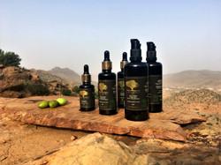 Huile d'argan Bio 100% naturelle