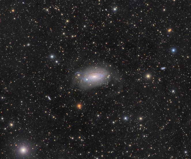 M63 - Sunflower Galaxy