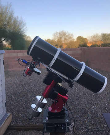 MN190 - Home Observatory