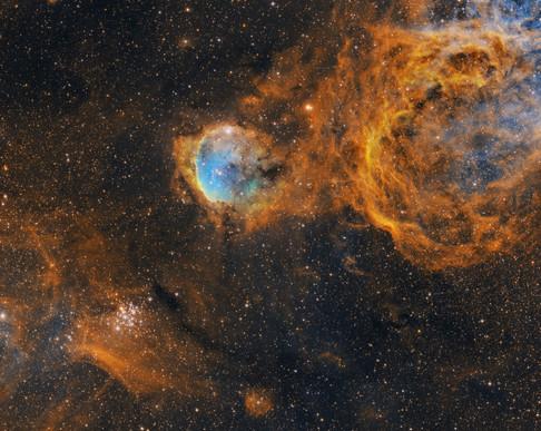 NGC 3324 - Gabriel Mistral Nebula