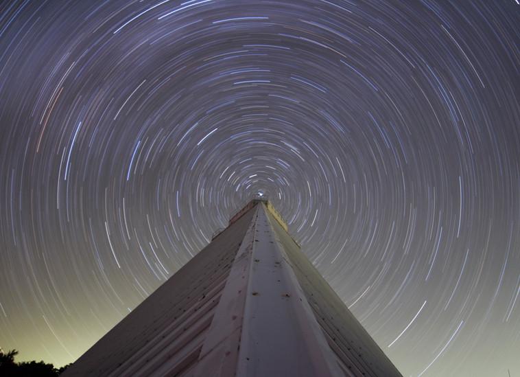 McMath Star Trails