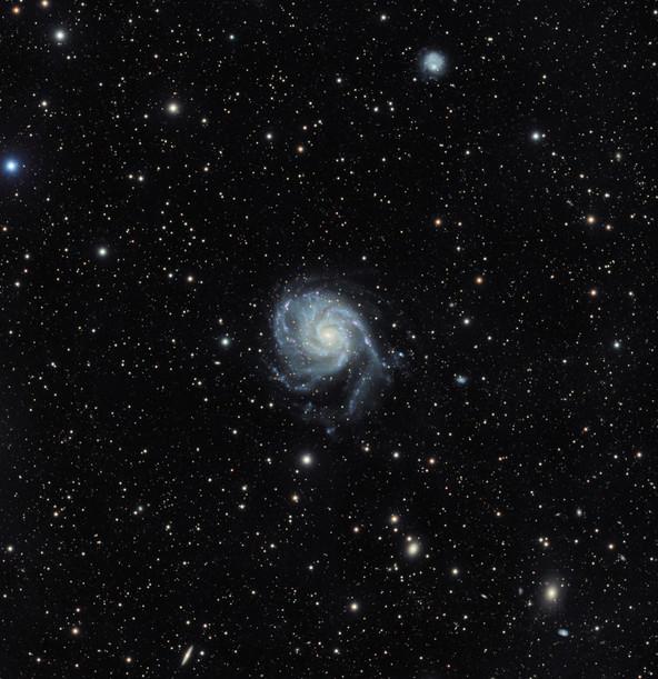 M101 - Pinwheel Galaxy