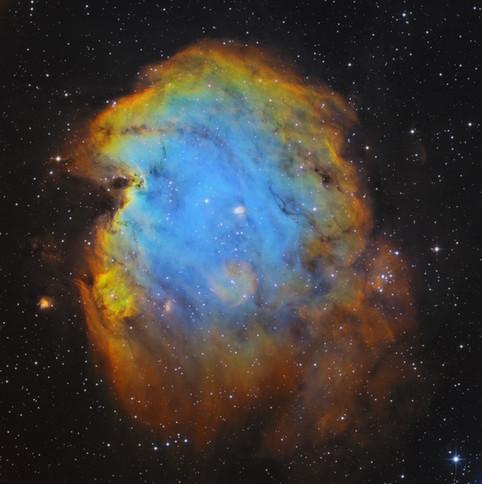 NGC 2174 - The Monkey Head Nebula