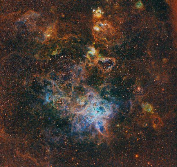 NGC 2070 SHO