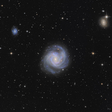 Messier 61 with SN2020jfo