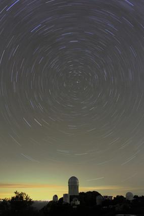 4M Star Trails