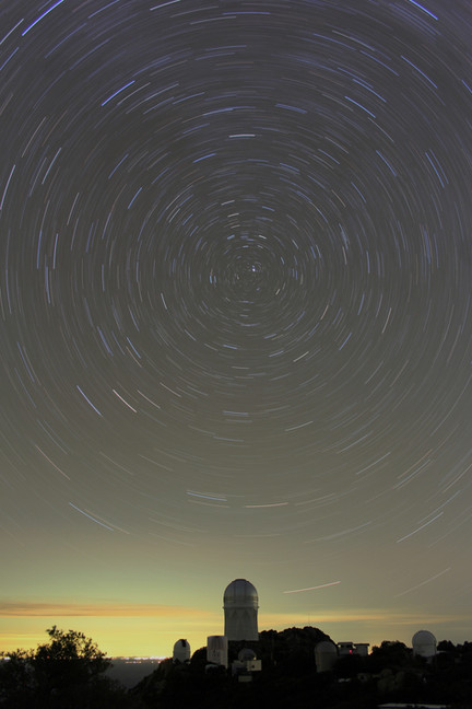 4M Star Trails