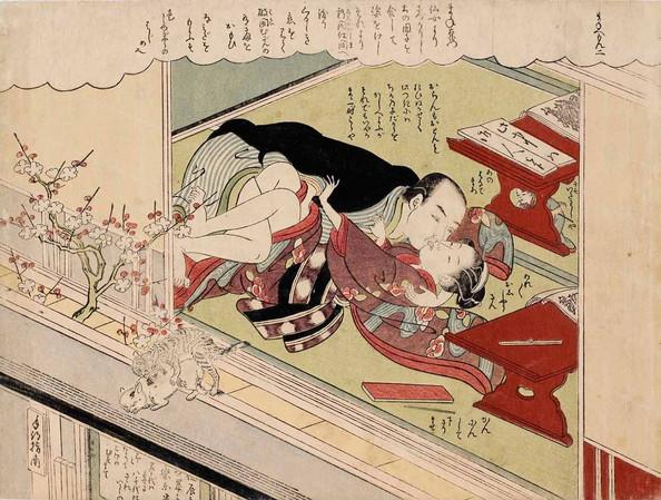 Suzuki_Harunobu_-_Sexual_Misconduct,_Fro