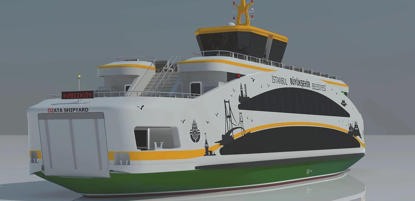 41.70 m Passenger Ship