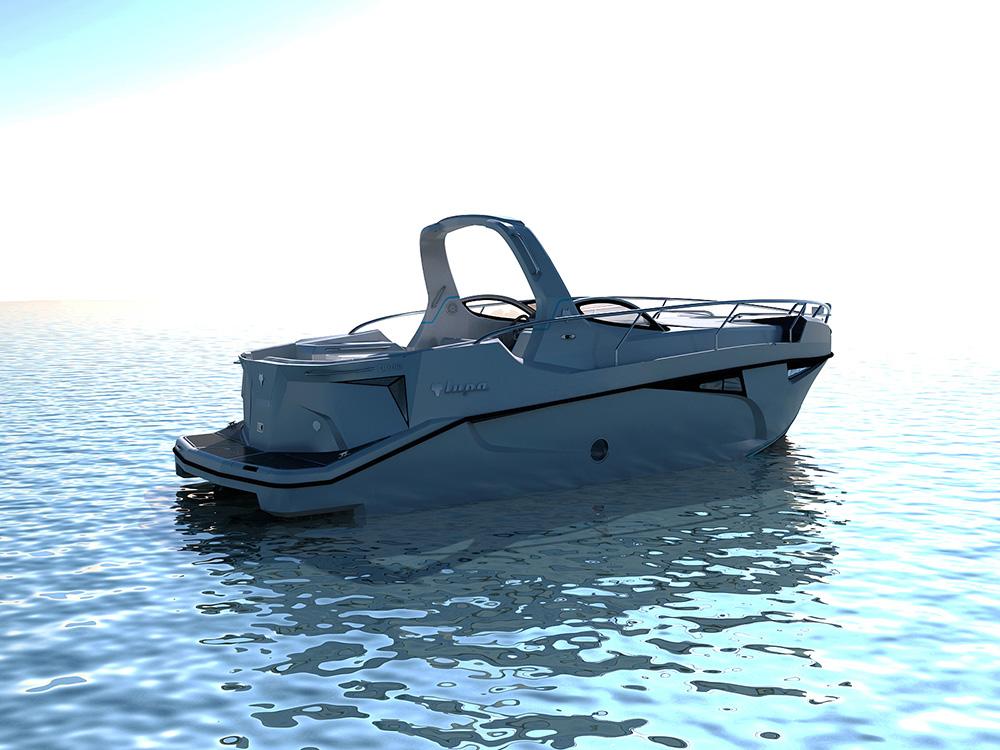 8.90 m Motor Yacht