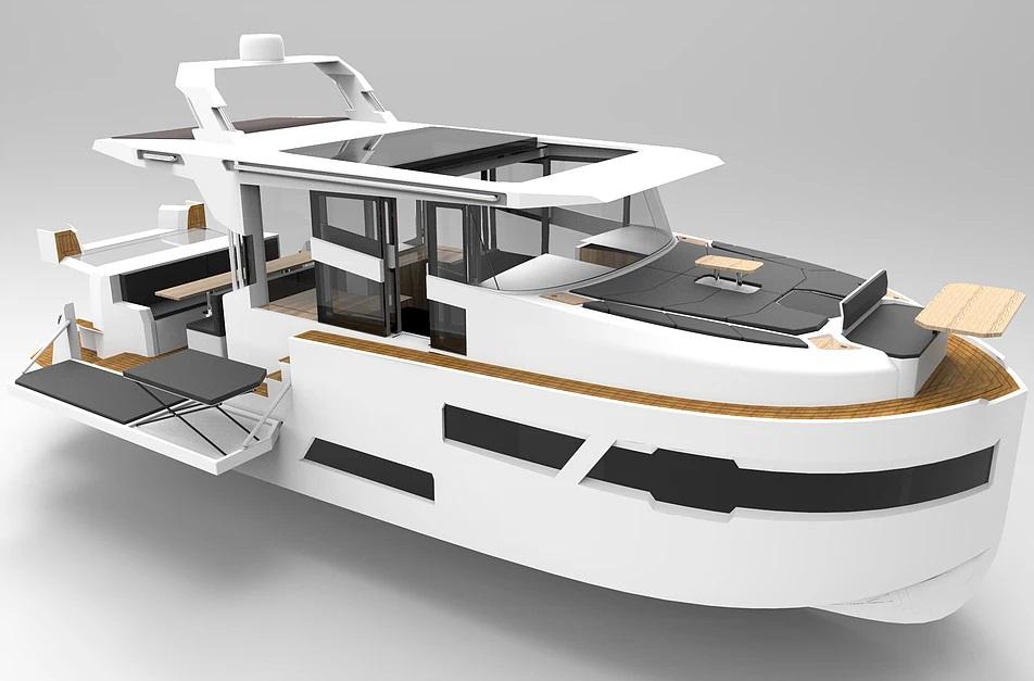 10.00 m Motor Yacht