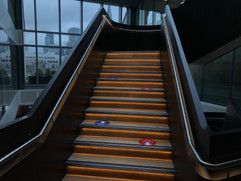 stair bannisters