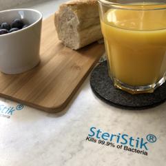 steristik table