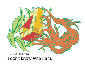 12th Live『I don't know who Iam.』 上演決定!