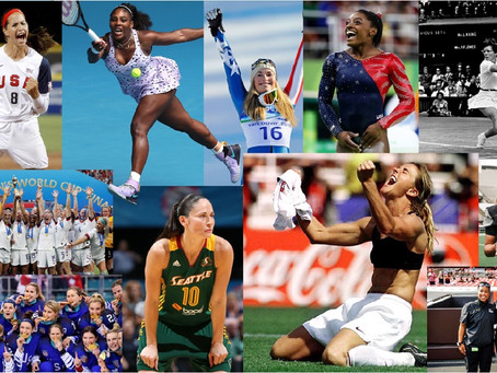 The History of National Girls and Women in Sports Day