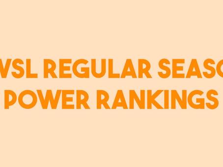 NWSL Preseason Power Rankings