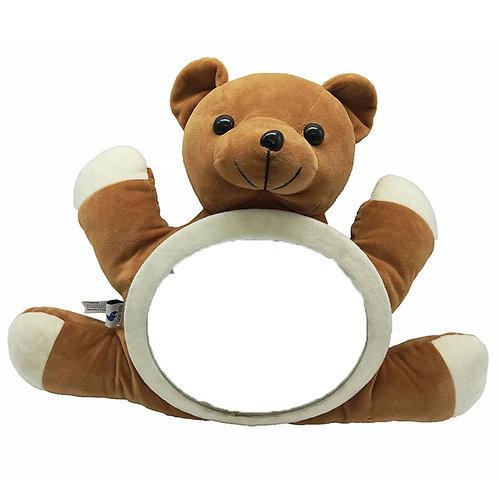 Achteruitkijkspiegel beer