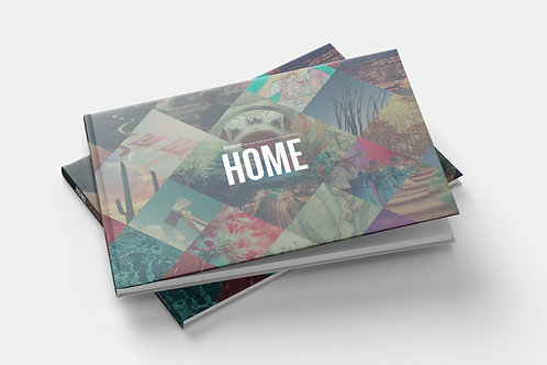 Community Art Collection Coffee Table Book