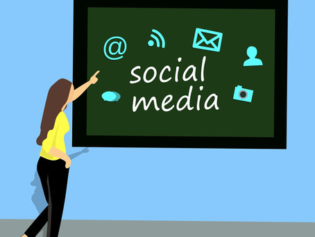 Social Media as Online Marketing Tool in  the Information Age