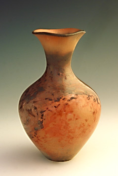 Hand-Burnished Pottery