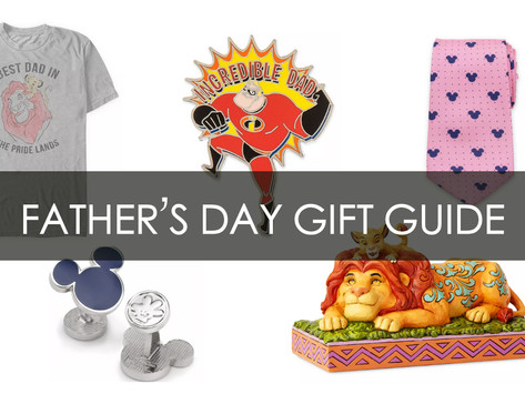 Father's Day Gift Guide for The Disney Dad!