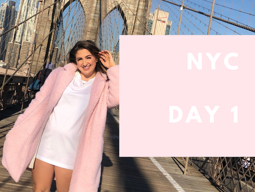 NYC- Day 1
