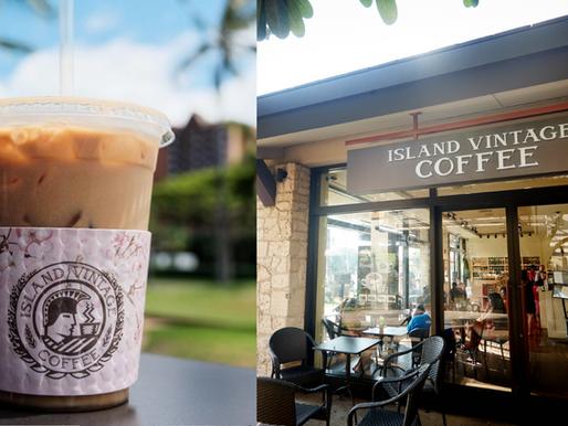 Island Vintage Coffee's Macadamia Nut Latte: Imitation Recipe