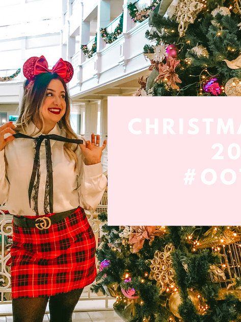 Christmas 2019 #OOTD
