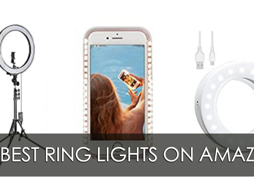 Why You Need a Ring Light