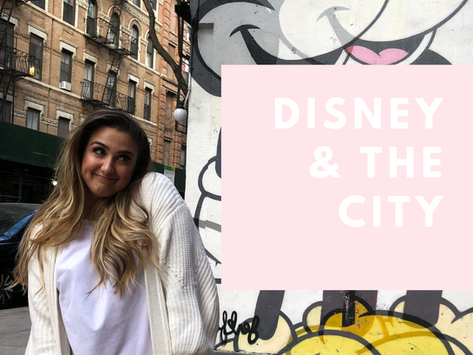 Disney and The City