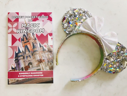 Plan the perfect Disney Vacation with Disney Pocket Guide to Magic Kingdom
