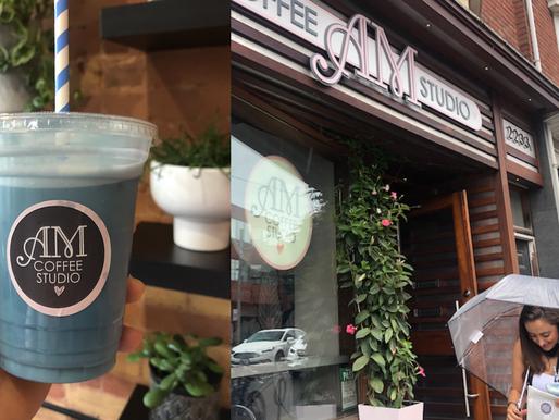 AM Coffee Studio — Yoga, Coffee, and Community!