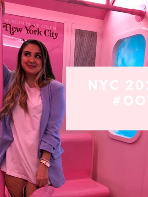 NYC 2020: #OOTD