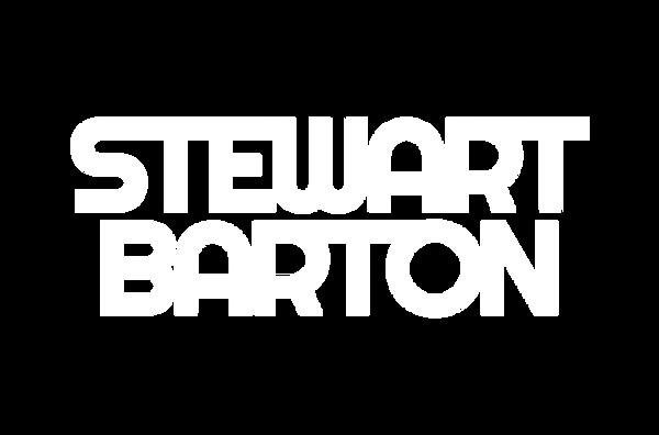 Stewart Barton Logo Solid White A2.png