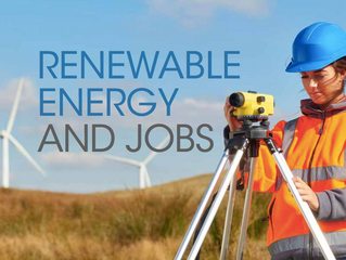 Read of the Week: Renewable Energy and Jobs: Annual Review 2017
