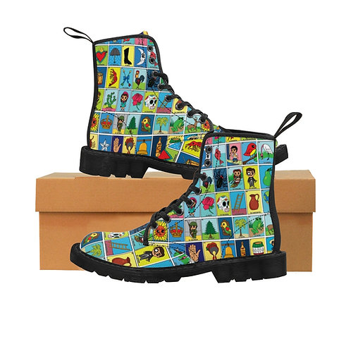 Loteria Women's Martin Boots