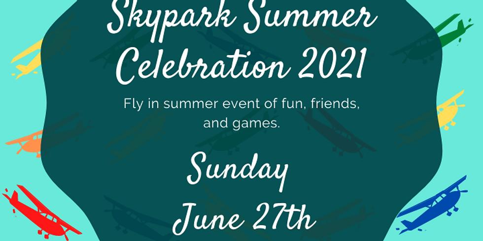 Skypark Summer Celebration 2021