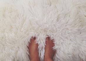 Fur Teppich