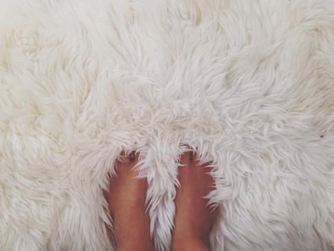 cut a rug, or actually trade for a rug?!