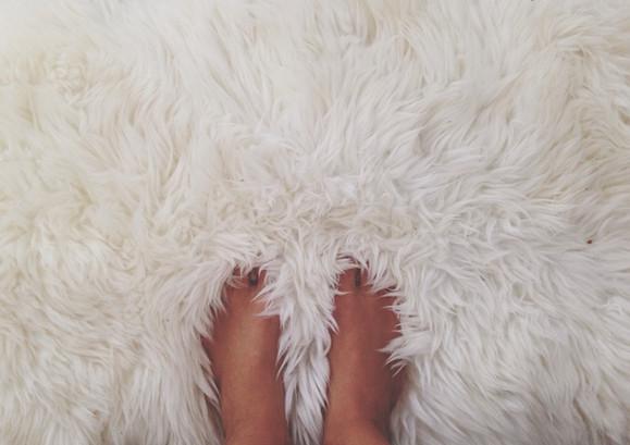 Fur Carpet