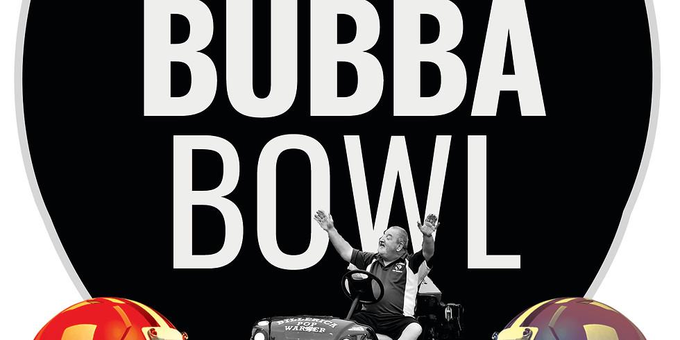 First Annual Bubba Bowl