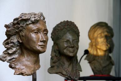 Marielauterre - Sculptrice