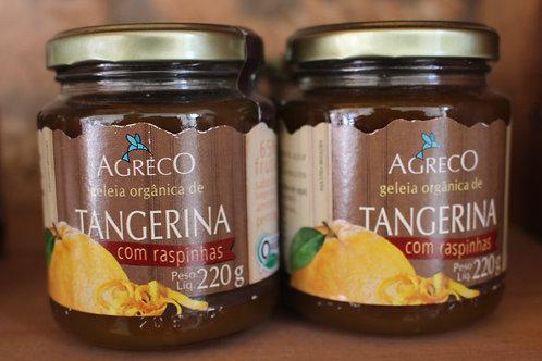 Geléia tangerina Orgânica