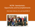 PowerPoint Presentation   NCPN-Sweetpotato:Opportunity and Accomplishments